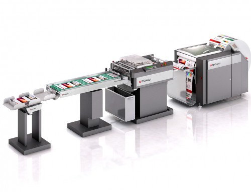 Onlineprinters boosts productivity with Tecnau finishing