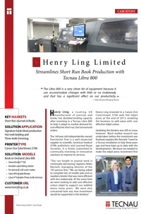 Henry Ling Limited Case Study