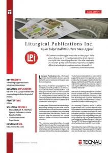 Liturgical Publications Case Study Image
