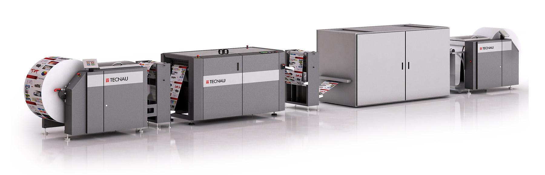 Commercial Printing - Tecnau