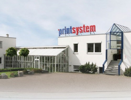 Printsystem trusts in Tecnau for automatic cutting