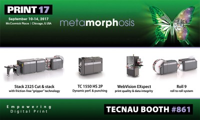 Tecnau Booth 861 Print 17 Chicago Socials