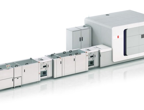 Finishing Solutions for the Océ VarioPrint i-series