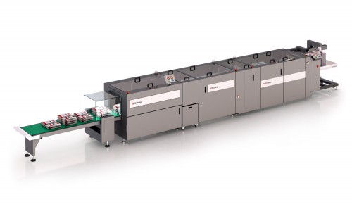 Tecnau Cutsheet Finishing Solutions