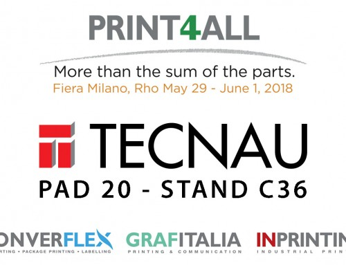 Tecnau presents new cutsheet finishing solutions at Print4All 2018
