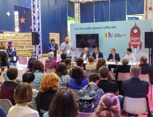 Turin International Book Fair 2018
