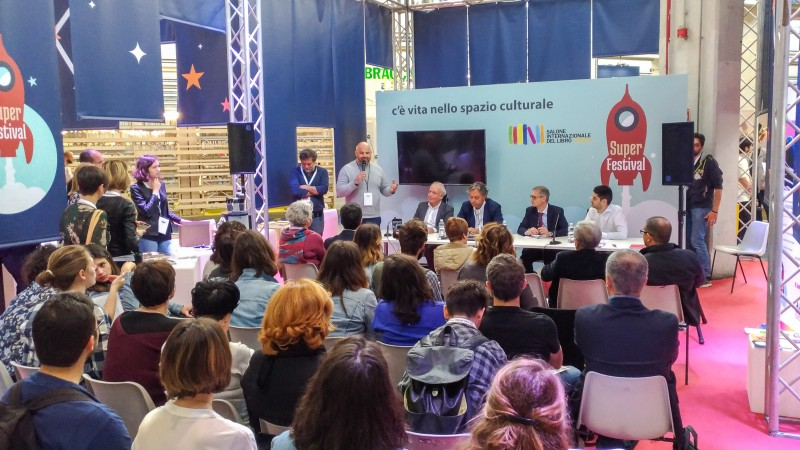 Turin International Book Fair 2018