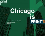 Tecnau at Print 18 McCormick Place Sept 30 - Oct 02 2018 Chicago