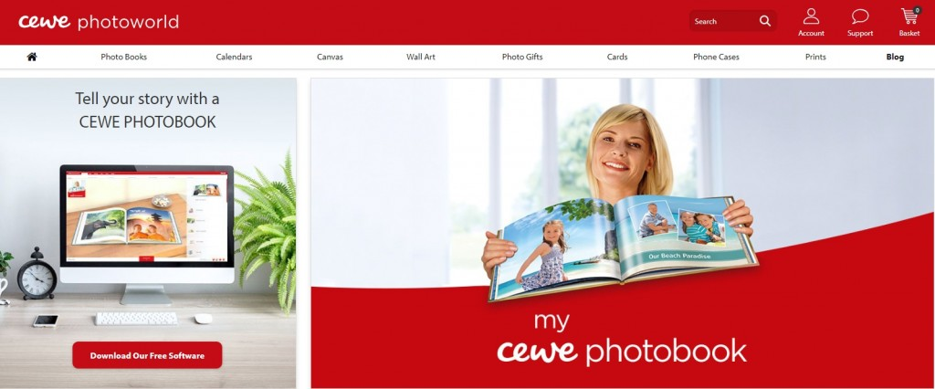 5f361014bcce7 About CEWE Boasting twelve high-tech production sites and approximately  3,800 employees in 25 European countries, the innovative photo and online  print ...
