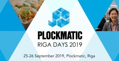 Tecnau at Plockmatic Riga Days 2019